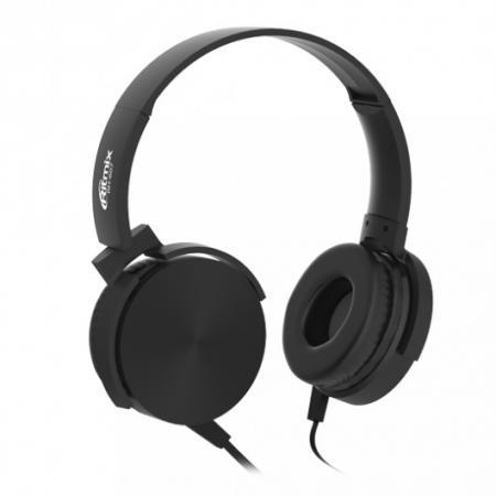 купить Наушники Ritmix RH-607 черный онлайн