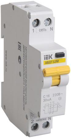 Iek MAD32-5-020-C-30 АВДТ32М С20 30мА - Автоматический Выключатель Диф. Тока ИЭК