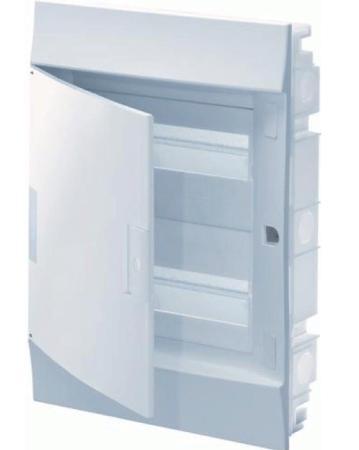 ABB 1SLM004101A1105 Бокс в нишу Mistral41 24М непрозрачная дверь (c клемм)