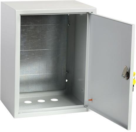 IEK YKM41-01-31-L Корпус металлический ЩМП-1-1 36 УХЛ3 IP31 LIGHT {395x310x150} корпус электростандарт щмп 1 1