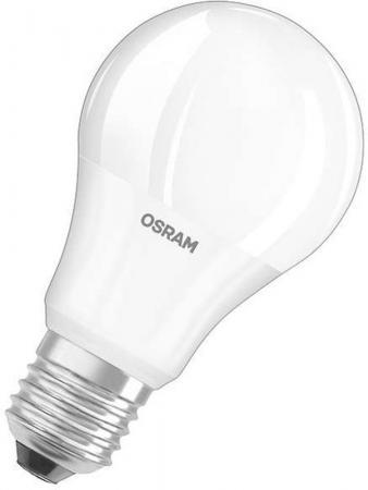 Osram Лампа светодиодная LED 9Вт Е27 CLA75 FR 4000K матовая (4058075086647)