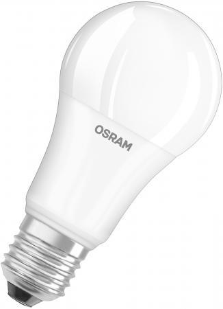 Osram Лампа светодиодная LED 10.5Вт Е27 CLA100 FR белый, матовая OSRAM (4058075086678) цена