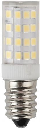 ЭРА Б0033030 Светодиодная лампа LED smd T25-5W-CORN-827-E14 цена и фото