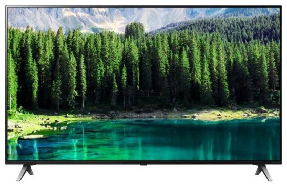 Телевизор LED 49 LG 49SM8500PLA черный 3840x2160 100 Гц Wi-Fi Smart TV RJ-45 Bluetooth телевизор led 65 lg oled65e7v черный белый 3840x2160 120 гц wi fi smart tv rj 45 bluetooth widi