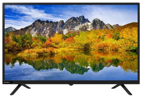 цена на Телевизор 32 Supra STV-LC32ST5000W черный 1366x768 60 Гц Wi-Fi Smart TV RJ-45 VGA USB