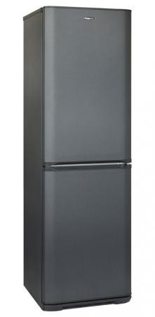 Холодильник Бирюса Б-W340NF графит (двухкамерный) бирюса w340nf графит