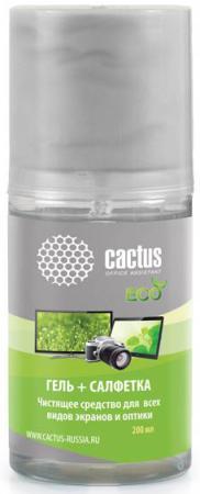 Фото - Чистящий набор Cactus CS-S3004E 200 мл трависил сироп 100 мл