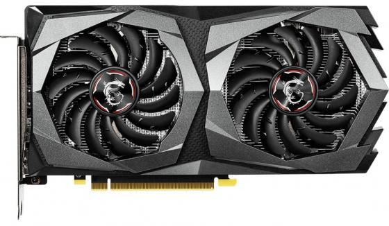 Видеокарта MSI PCI-E GTX 1650 GAMING X 4G nVidia GeForce GTX 1650 4096Mb 128bit GDDR5 1485/8000 DVIx1/HDMIx1/DPx1/HDCP Ret
