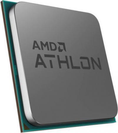 Купить Процессор AMD Athlon 240GE AM4 (YD240GC6M2OFB) (3.5GHz/100MHz/Radeon Vega 3) Tray
