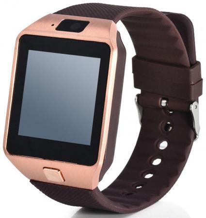 цена на Смарт-часы Smarterra Chronos X 1.54 IPS розовое золото