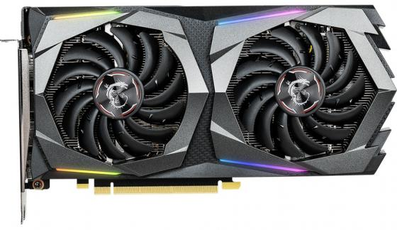 Видеокарта MSI GeForce GTX 1660 GAMING PCI-E 6144Mb GDDR5 192 Bit Retail GeForce GTX 1660 GAMING 6G стоимость