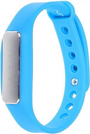 Фитнес браслет Qumann QSB 01 Blue фитнес браслет qumann qsb 12 синий черный