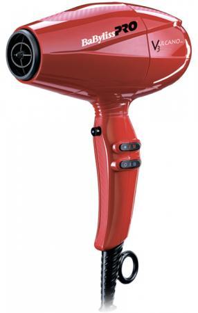 Фен BaByliss PRO BAB6180IRE 2200Вт красный цена