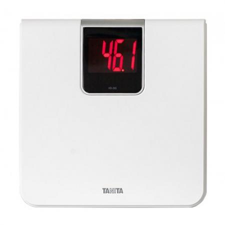 Весы напольные Tanita HD-395 WH белый