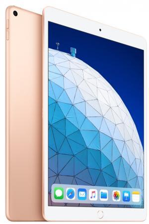 Планшет Apple iPadAir 2019 10.5 64Gb Gold Wi-Fi Bluetooth LTE 3G iOS MV0F2RU/A