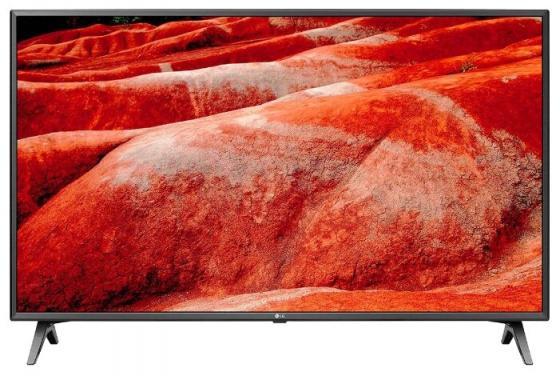 Фото - Телевизор 43 LG 43UM7500PLA серебристый 3840x2160 50 Гц Wi-Fi Smart TV RJ-45 Bluetooth S/PDIF редакция газеты наша версия наша версия 18 2019
