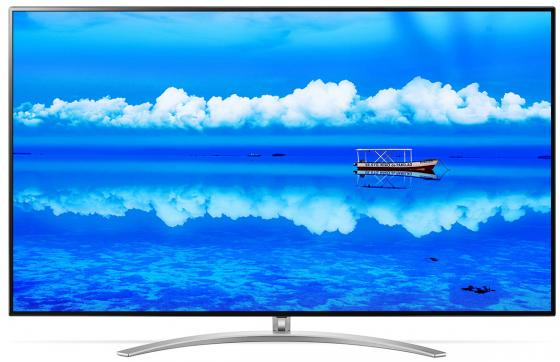 Телевизор LED LG 65 65SM9800PLA черный/коричневый/Ultra HD/100Hz/DVB-T2/DVB-C/DVB-S2/USB/WiFi/Smart TV (RUS)
