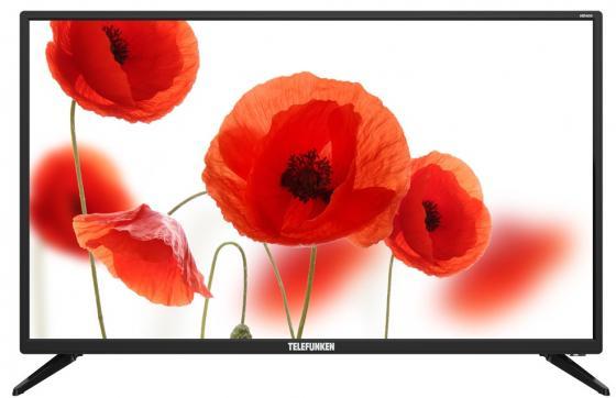 """Телевизор LED 32"""" Telefunken TF-LED32S89T2 черный 1366x768 50 Гц USB VGA цены онлайн"""