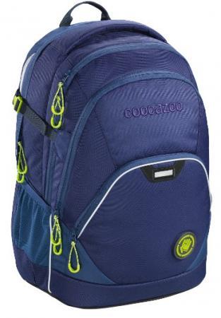 Рюкзак с отделением для ноутбука Coocazoo EvverClevver2 Seaman 30 л синий все цены