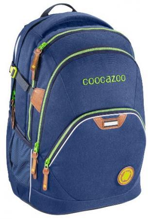 купить Рюкзак с отделением для ноутбука Coocazoo EvverClevver2 Denim blue 30 л темно-синий по цене 8480 рублей