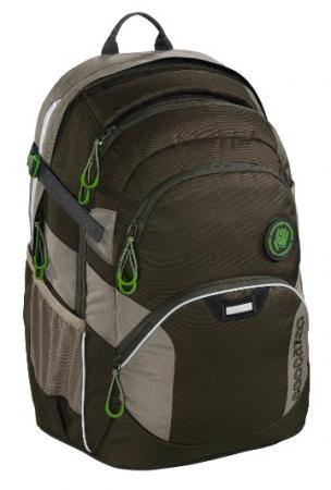 купить Рюкзак светоотражающие материалы Coocazoo JobJobber2 Woodsman 30 л темно-зеленый дешево