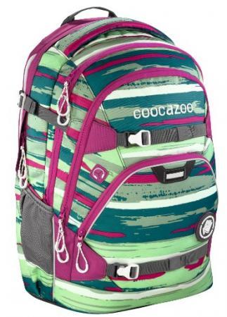 Рюкзак светоотражающие материалы Coocazoo ScaleRale Bartik 30 л зеленый розовый рюкзак светоотражающие материалы coocazoo jobjobber2 holiman 30 л бирюзовый розовый