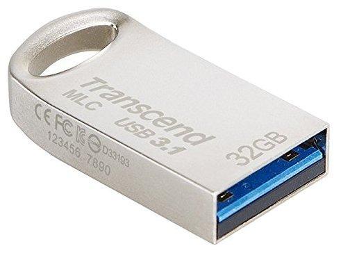 Фото - Флешка 32Gb Transcend 720S USB 3.1 серебристый TS32GJF720S 13 3 ноутбук lenovo ideapad 720s 13ikb 81a8000srk бежевый