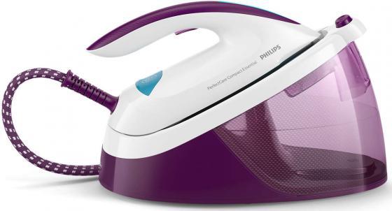 лучшая цена Парогенератор Philips GC6833/30 2400Вт фиолетовый белый