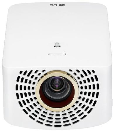 Фото - Проектор LG HF60LSR 1920х1080 1400 люмен 150000:1 белый HF60LSR.ARUZ проектор lg hf60lsr