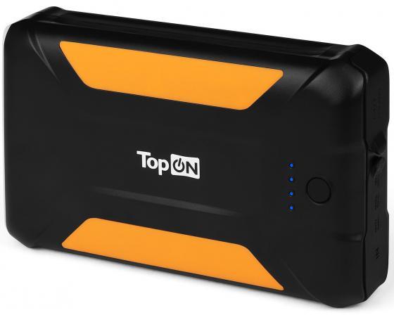Внешний аккумулятор Power Bank 38000 мАч TopON TOP-X38 черный