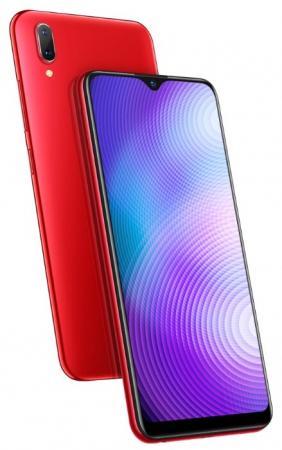 Смартфон Vivo Y91 красный 6.22 64 Гб LTE Wi-Fi GPS 3G Bluetooth смартфон