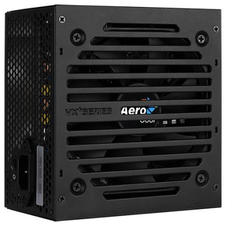 Блок питания ATX 800 Вт Aerocool VX-800 PLUS блок питания компьютера aerocool strike x 800