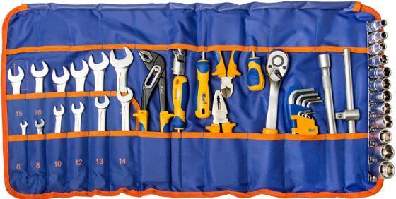 цена на KRAFT Набор инструмента 43 предмета в сумке [KT 703003]