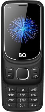 Мобильный телефон BQ BQ-2435 Slide черный 2.4 32 Мб Bluetooth