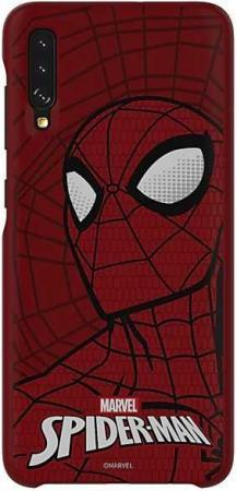 Чехол (клип-кейс) Samsung для Samsung Galaxy A70 Marvel Case Spider-Man узор (GP-FGA705HIARW) marvel masterworks amazing spider man 1962 63