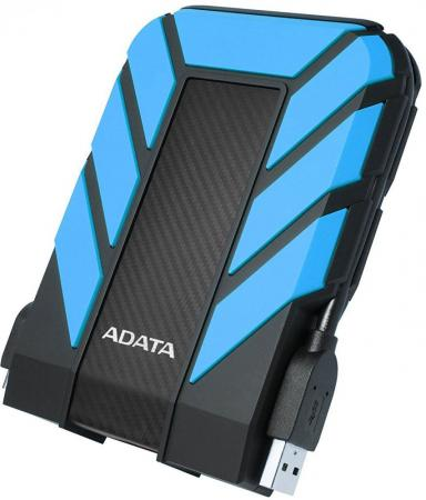 Внешний жесткий диск 4TB A-DATA HD710 Pro, 2,5 , USB 3.1, синий