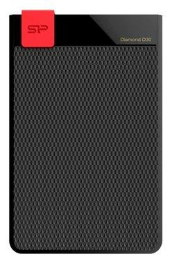 "Внешний жесткий диск 2TB Silicon Power Diamond D30, 2.5"", USB 3.1, Черный silicon power diamond d03 2tb black внешний жесткий диск"
