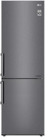 Холодильник LG GA-B459BLCL графит