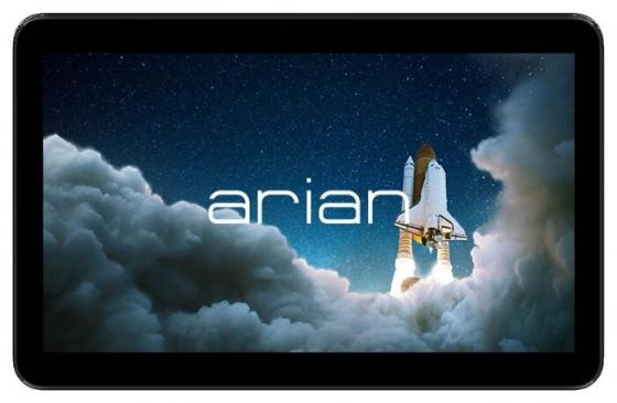 Планшет Arian Space 100 SC7731C (1.2) 4C/RAM512Mb/ROM4Gb 10.1 TN 1024x600/3G/Android 7.0/черный/0.3Mpix/BT/GPS/WiFi/Touch/microSD 128Gb/minUSB/4000mAh планшет