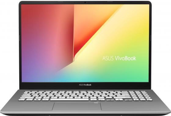 Ноутбук Asus VivoBook S530FN-BQ370T Core i5 8265U/8Gb/SSD256Gb/nVidia GeForce Mx150 2Gb/15.6/FHD (1920x1080)/Windows 10/dk.grey/WiFi/BT/Cam ноутбук asus zenbook 13 ux331fn eg003t core i5 8265u 1 6 8gb 256gb ssd 13 3 fhd ips geforce mx150 2gb win 10 home slate grey