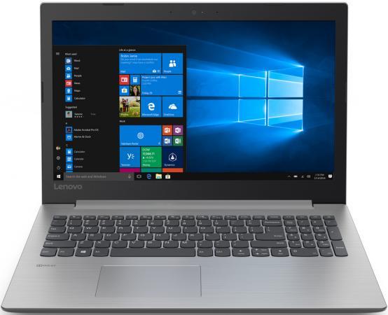 Купить Ноутбук Lenovo IdeaPad 330-15AST E2 9000/4Gb/SSD128Gb/AMD Radeon R2/15.6 /TN/HD (1366x768)/Windows 10/grey/WiFi/BT/Cam