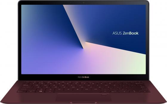 Ноутбук ASUS Zenbook UX391UA-ET084T 13.3 1920x1080 Intel Core i5-8250U 512 Gb 8Gb Wi-Fi Intel UHD Graphics 620 красный Windows 10 Home 90NB0D94-M03290 ноутбук asus zenbook s ux391ua eg024r 13 3 1920x1080 intel core i7 8550u 1024 gb 16gb intel uhd graphics 620 синий windows 10 professional 90nb0d91 m02850