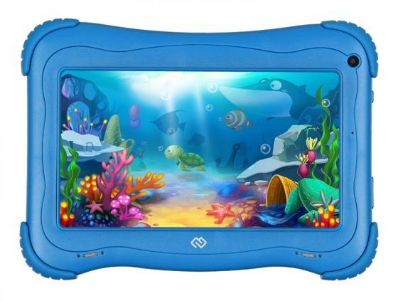 Фото - Планшет Digma Optima Kids 7 7 16Gb Blue Wi-Fi Bluetooth Android TS7203RW планшет digma optima 1026n tt1192pg spreadtrum sc7731g 1 3 1gb 16gb 10 1 1024x600 tn 3g gps 2mp 0 3mp android 7 0 black