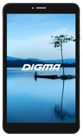Планшет Digma Optima 8027 3G 8 16Gb Black Wi-Fi 3G Bluetooth Android TS8211PG