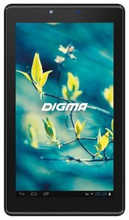 "Планшет Digma Plane 7580S 4G 7"" 16Gb Black Wi-Fi 3G Bluetooth LTE Android PS7192PL цена и фото"
