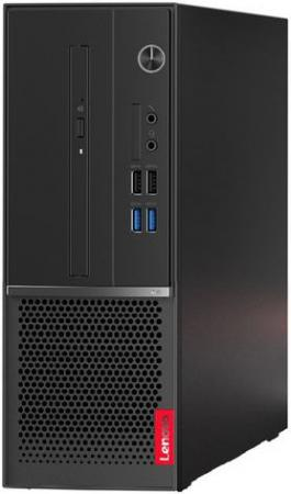 ПК Lenovo V530s-07ICB SFF i5 8500 (3)/8Gb/SSD128Gb/UHDG 630/Windows 10 Professional 64/GbitEth/180W/клавиатура/мышь/черный настольный компьютер lenovo v530s 07icb sff 10tx0036ru черный