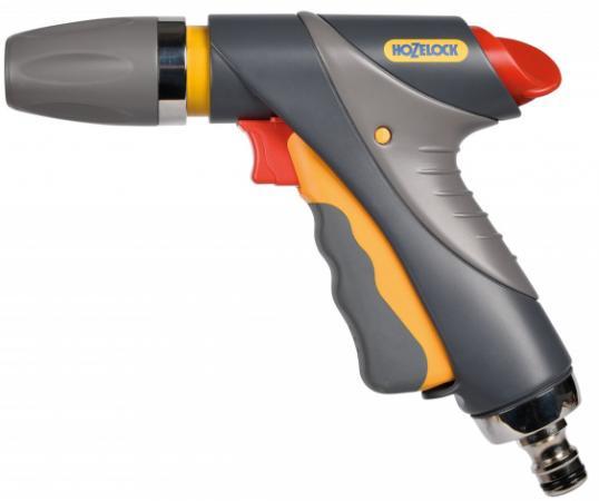 Пистолет-распылитель HOZELOCK 2692 Jet Spray Pro блокировка курка, 3 режима полива
