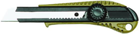 Нож SKRAB 26724 металлические направляющие с выдвижным лезвием усиленный 18мм цены