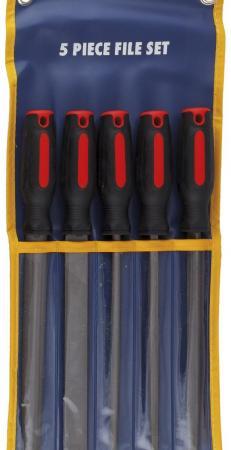 Набор напильников СТАНКОИМПОРТ KA-F1012-8 200мм 5 предметов вакуумный тестер станкоимпорт ka 3000k
