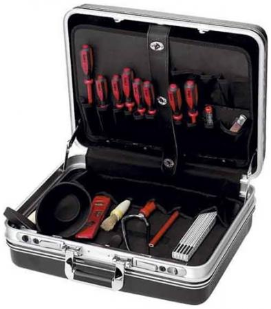Набор инструментов CIMCO 170500 для подмастерьев-электриков из 24шт. цена